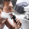 Philips Norelco 1250 X man with shaver